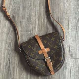 Authentic Vintage Lv Chantilly Monogram