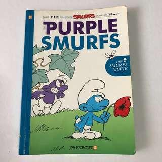 No 1. The Purple Smurfs