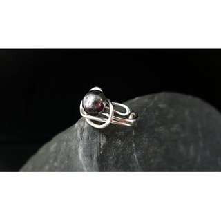 HANDMADE! Genuine Pearl Ring 50021