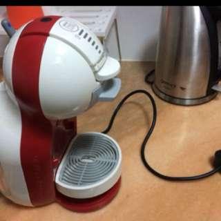 Nescafe 咖啡機