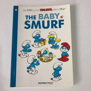 No 14. The Baby Smurf