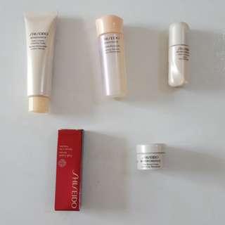 Shiseido mini gift set