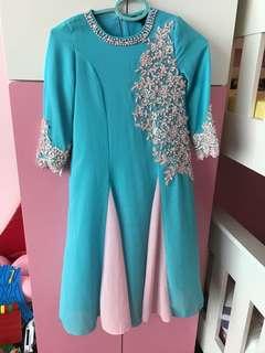 Girl's Jubah Long Dress