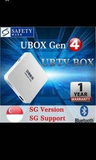 Ubox gen 4
