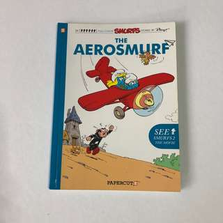 No 16. The Aerosmurf