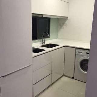 New condo common room Rent cheap!