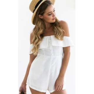 Nebraska Playsuit by Mura Boutique
