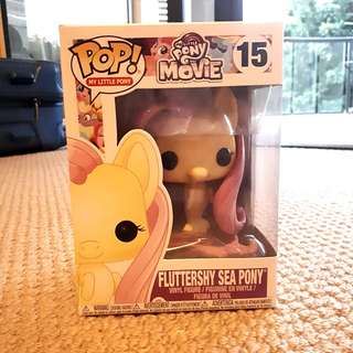 Pop! My Little Pony The Movie: Fluttershy Sea Pony
