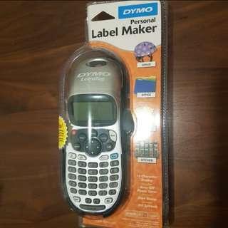 Dymo Label Maker LT 100H 2 Free Label Tape