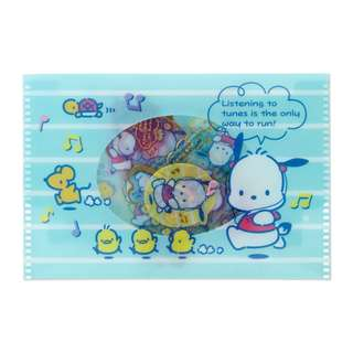 Japan Sanrio Pochacco Seal with Case