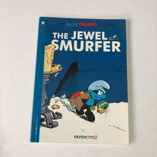 No 19. The Jewel Smurfer