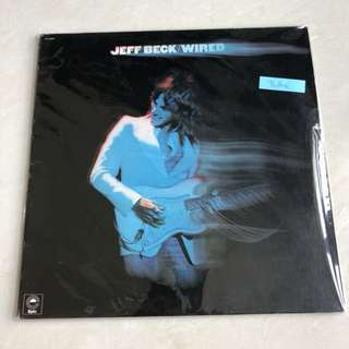 Jeff Beck - Wired (Jpn pressed)