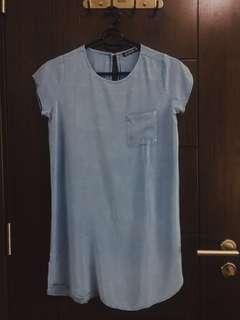 Cotton On Denim Dress