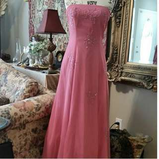 Long gown by zumzum niki livas