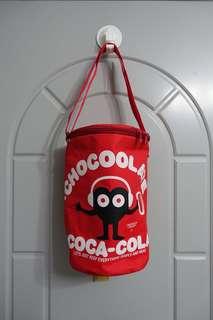 全新Chocoolate x coca-cola保溫袋