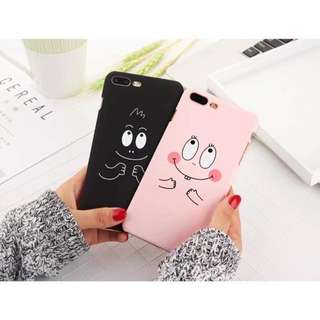 Cute face | iPhone case
