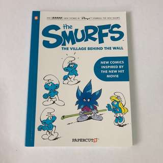 The Smurfs. The Village Behind The Wall