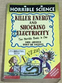 【Only Piece!】Horrible Science - Killer Energy & Shocking Electricity