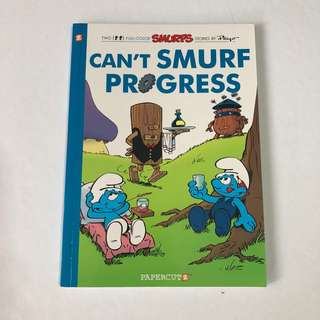 No 23. Can't Smurf Progress