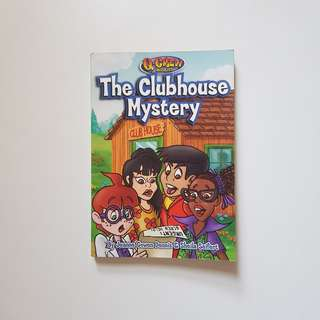 Q Crew: The Clubhouse Mystery