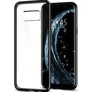Spigen Ultra Hybrid Case with Air Cushion Technology for Samsung Galaxy S8 and S8+ / S8 Plus