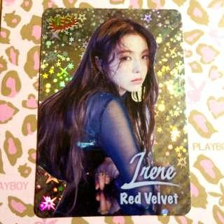 Red Velvet Irene Yescard