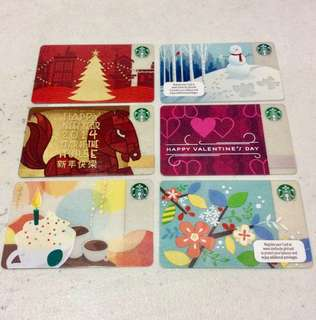 Starbucks Cards Philippines