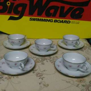 Noretake cup and saucer