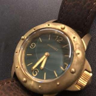 Maranez 限量版銅錶