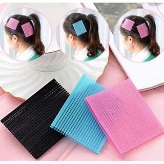 Brand NEW! Magic Hair Fringe Holder- Velcro Pads - Hair Patch (2pcs) #Huat50sale w FREE gift