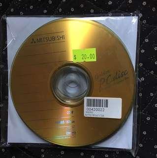空白光碟📀💿