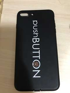 iPhone 7plus phone case (line bear)