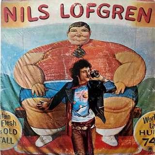 Nils Lofgren Vinyl Record