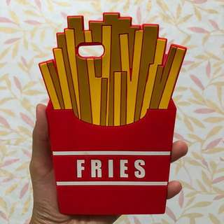 Iphone 6s FRIES Phone Cover