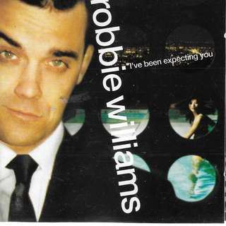 MY CD - ROBBIE WILLIAMS -I'VE BEEN EXPECTING YOU //   FREE DELIVERY BY SINGPOST.