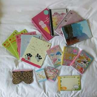 GRAB BAG Notebooks