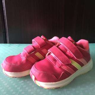 Adidas Rubber shoes (Preloved)
