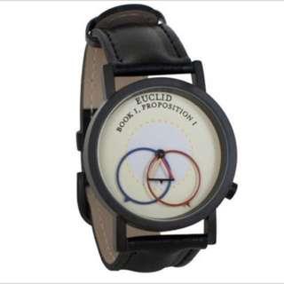 Euclidean Geometry Watch