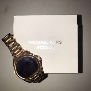 Michael Kors Rose Gold Access Watch