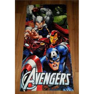 Avengers #2 Bath Towel