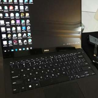 Dell XPS13 9360 16Gb RAM 512Gb, 3200x1800 Touchscreen