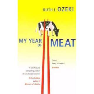 My Year of Meat by Ruth Ozeki