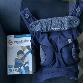 Ergobaby 360 (4 position Baby Carrier)