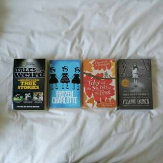 GRAB BAG Novels