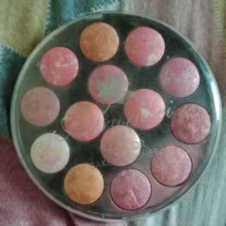 FERRARRUCCI 14 COLOR BAKED BLUSHER (FREE SHIPPING!!!)