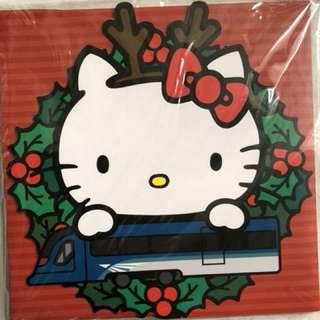 Hello Kitty MTR series