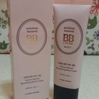 Precious mineral Bb cream