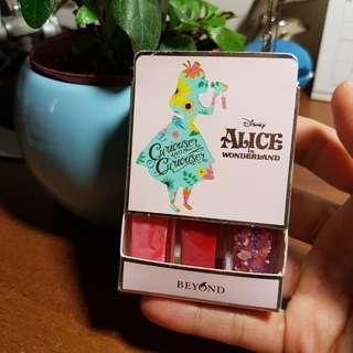 韓國Beyond Alice指甲油