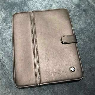 BMW 寶馬 iPad case original leather case