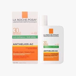 La Roche-Posay Anthelios Anti Shine Matte Fluid SPF 30 全效啞緻清爽SPF 30防曬乳液50ml